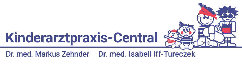Logo Kinderarztpraxis Central