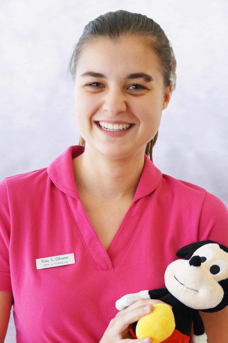 Soraya Gferer, MPA bei Kinderarztpraxis Central in Horgen bei Dr. med. Zehnder