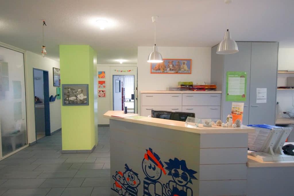 Kinderarztpraxis Central Raum